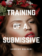 Training of a Submissive (Bdsm, Bondage, Sub, Slave)