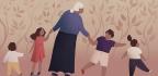 Living Near Your Grandmother Has Evolutionary Benefits