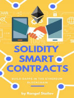 Solidity Smart Contracts