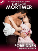 Forbidden (Regency Lovers 4)