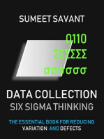 Data Collection: Six Sigma Thinking, #1