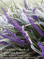 A Gardener's Book of Psalms and Prayers