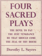 Four Sacred Plays
