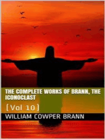 The Complete Works of Brann, the Iconoclast — Volume 10