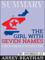 Summary of The Girl with Seven Names
