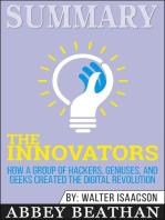 Summary of The Innovators