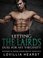 Letting The Laird's Duel For My Virginity