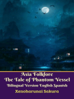Asia Folklore The Tale of Phantom Vessel Bilingual Version English Spanish