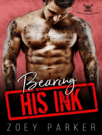 Bearing His Ink