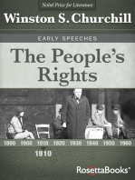 The People's Rights, 1910