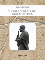 Suoni e Segreti del Greco Antico