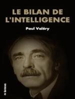 Le bilan de l'intelligence