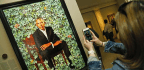 The Obama Portraits Have Had a Pilgrimage Effect