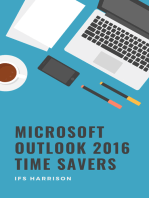 Microsoft Outlook 2016 Time Savers