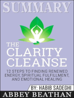 Summary of The Clarity Cleanse