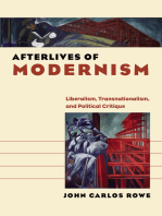 Afterlives of Modernism