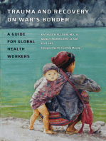 Trauma and Recovery on War's Border: A Guide for Global Health Workers