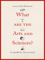 What Are the Arts and Sciences?