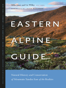 Eastern Alpine Guide: Natural History and Conservation of Mountain Tundra East of the Rockies