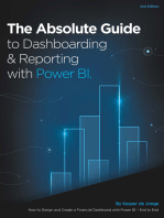 Dashboarding & Reporting with Power BI: How to Design and Create a Financial Dashboard with Power BI – End to End