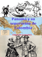 Panamá y su separación de Colombia