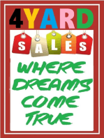 4 Yard Sales Where Dreams Come True