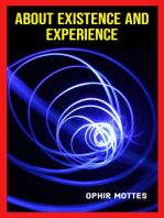 About Existence and Experience