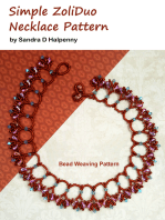 Simple ZoliDuo Necklace Pattern