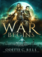 War Begins Book One