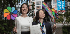 Same-Sex Couples Sue For The Right To Marry In Japan