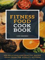 Fitness Food Cookbook
