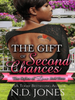 The Gift of Second Chances