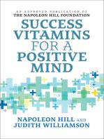 Success Vitamins for a Positive Mind