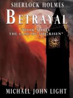 Sherlock Holmes Betrayal