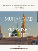 Muhammad The Promised Prophet