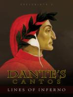 Dante's Cantos