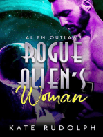Rogue Alien's Woman