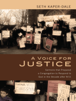 A Voice for Justice