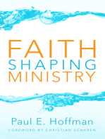 Faith Shaping Ministry