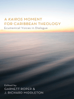 A Kairos Moment for Caribbean Theology