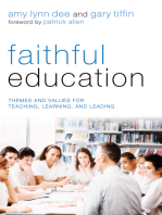 Faithful Education