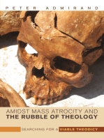 Amidst Mass Atrocity and the Rubble of Theology