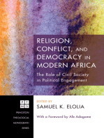 Religion, Conflict, and Democracy in Modern Africa