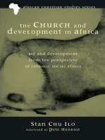 The Church and Development in Africa