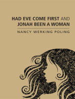 Had Eve Come First and Jonah Been a Woman