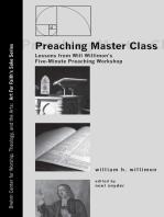 Preaching Master Class