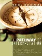 A Pathway of Interpretation