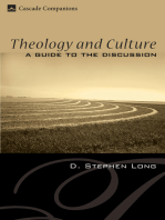 Theology and Culture