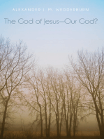 The God of Jesus—Our God?