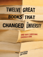 Twelve Great Books that Changed the University